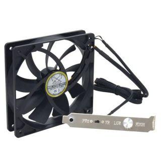 120 PWM Ajustable   Achat / Vente VENTILATION Scythe Slip Stream 120