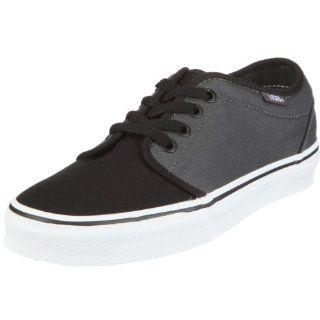 Vans 106 Vulcanized Sneaker   Dark Shadow/black Shoes