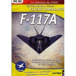 117A STEALTH FIGHTER / PC DVD ROM   Achat / Vente PC F 117A STEALTH