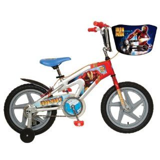 Iron Man 2 Boys Bike (16 Inch Wheels)