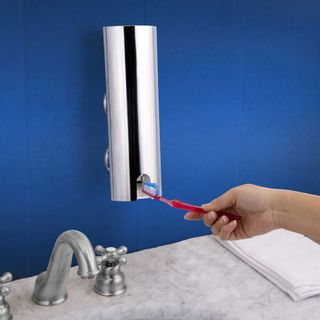As Seen on TV Touch and Brush Dlx Chrome w/ Electronic Toothbrush