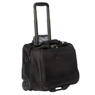 Delsey Helium Pro H Lite Carry on Rolling Tote Bag