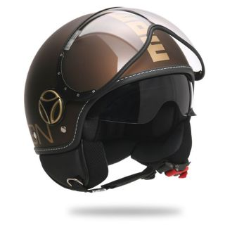 casco vespa granturismo jet momo original helmet piel. Black Bedroom Furniture Sets. Home Design Ideas