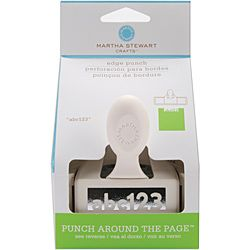 Stewart Punch around the Page ABC 123 Edge Punch