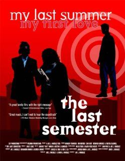 The Last Semester Ian Venters, Tami Hert, Veronica