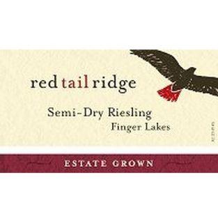 2009 Red Tail Ridge Semi Dry Riesling 750ML Grocery