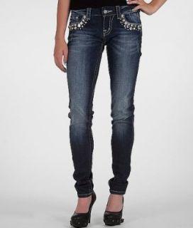 Miss Me Flap Skinny Stretch Jean DK 29 Clothing