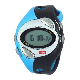 Mio Womens Classic Select Petite Heart Rate Monitor Sport Watch