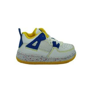 JORDAN GIRLS AJF 9 (GP) Style# 353330 111 CRIB Size 1 C US Shoes