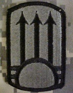111th ADA (Air Defense Artillery) ACU Patch Clothing