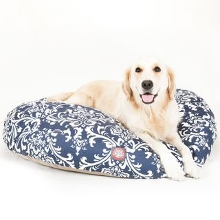 Majestic Pet Navy Blue French Quarter Pet Bed