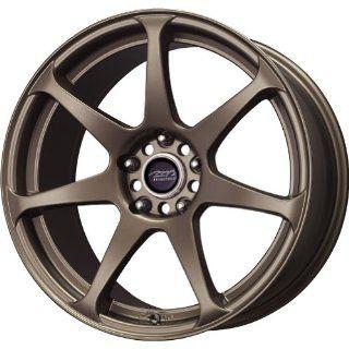 MB Wheels Battle Matte Bronze Wheel (17x9.5/5x114.3mm)