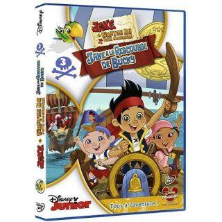 DVD DESSIN ANIME DVD Jake et les pirates du pays imaginaire  Ja