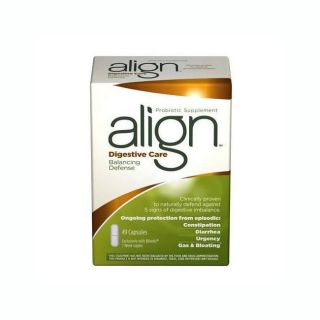 Align 49 count Probiotic Dietary Supplement