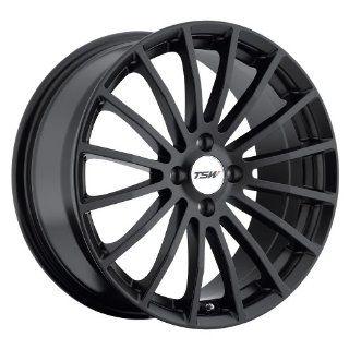 15x6.5 TSW Mallory (Matte Black) Wheels/Rims 4x114.3 (1565MAL404114B76