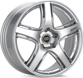 19x9.5 Enkei RP05 (Metallic Silver) Wheels/Rims 5x114.3 (432 995