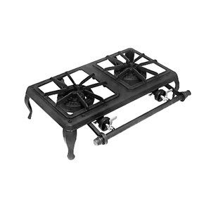 Hurricane Products 2 Burner Gas Stove (15 0112) Category