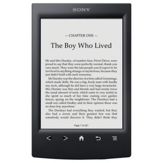 Sony Reader Wifi Noir + 1er tome Harry Potter   Achat / Vente TABLETTE