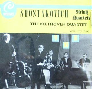 Shostakovich String Quartet No. 9 in E flat Major, op. 117