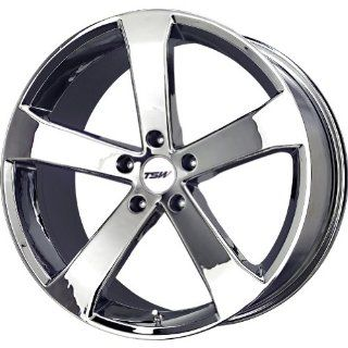 TSW Alloy Wheels Vortex Chrome Wheel (20x8.5/5x114.3mm)