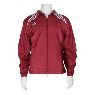 Adidas Big Game ClimaLite Mens Red Jacket