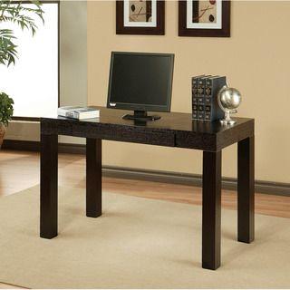 Abbyson Living Parker Espresso 4 leg Desk