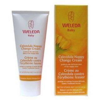 Weleda Baby Diaper Care Cream (Pack of 4)