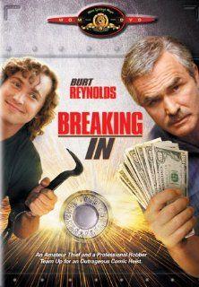 Breaking In Burt Reynolds, Casey Siemaszko, Sheila Kelley