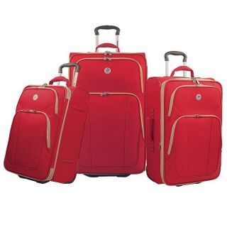 Olympia Milan 3 piece Luggage Set