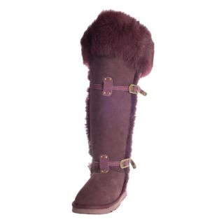 Australia Luxe Womens Tsar Sheep Skin Knee high Boots