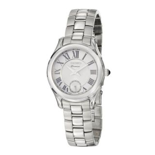 Seiko Womens Premier Stainless Steel Quartz Watch
