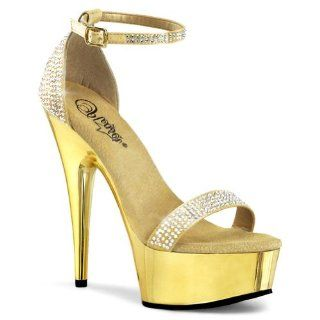 Heel Shoes Dorsay Rhinestone Sandals Womens Sexy Shoes Gold Silver