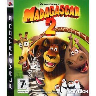 MADAGASCAR 2 / JEU CONSOLE PS3   Achat / Vente PLAYSTATION 3