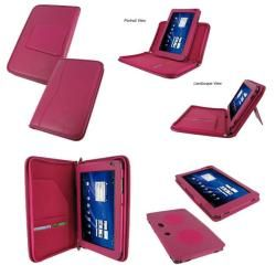 rooCASE LG G Slate 8.9 inch 4G Executive Leather Case