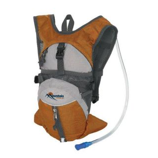Mountain Trails Revive Orange Hydration Pack