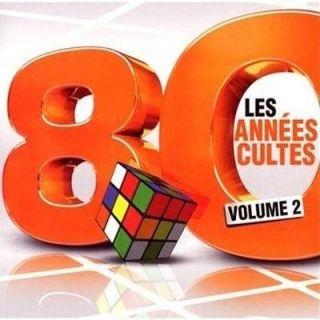 80 LES ANNÉES CULTES VOLUME 2   Achat CD COMPILATION pas cher