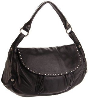 Lucky Brand HKRU1208 Hobo,Black,One Size Shoes