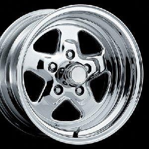 Ultra Wheels Type 521 Polished Wheel (15x7/5x127mm)
