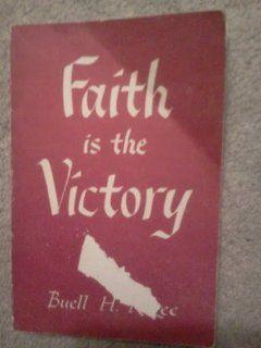 Faith in the Victory Buell H. Kazee Books