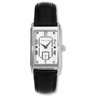 Hamilton Ardmore GTS Stainless Steel Quartz Watch