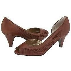 Steve Madden Slingo Brown Leather Pumps/Heels