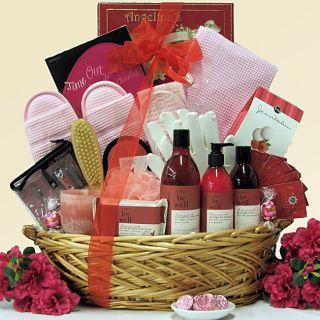 Spa Haven Bath & Body Spa Gift Basket Today $144.99