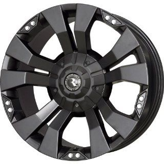 Raceline Rampage Black Wheel with Painted Finish (18x9/5x127mm