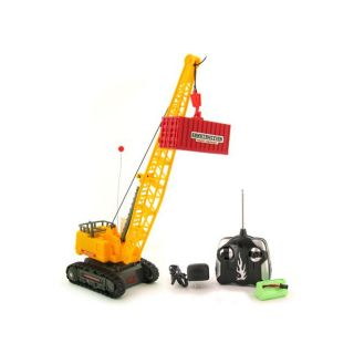 Heavy Machine Tractor Crane Electric RTR RC Construction Vehicle