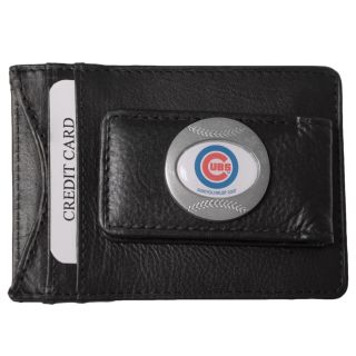 Chicago Cubs Mens MLB Money Clip