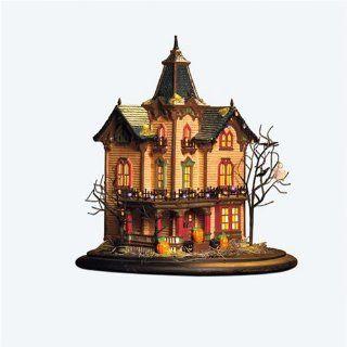 Department 56 Snow Village Halloween Victorian House Home