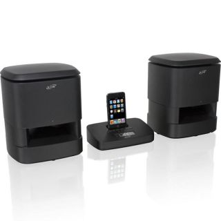 iLive iS809B Wireless Speaker System with Dock for iPod (Refurbished