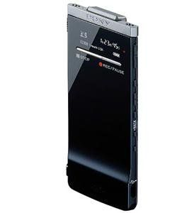 New   Sony 4GB MicroSD Digital Voice Recorder   SY ICD