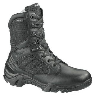 Mens GX 8 GORE TEX Composite Toe Side Zip Boot   Black 10 EW Shoes