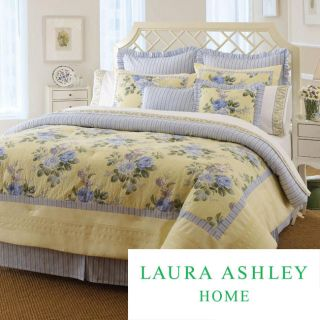 Laura Ashley Caroline Twin size Comforter Set See Price in Cart 4.8